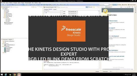 design expert use starting with the frdm k64f and kinetis design studio