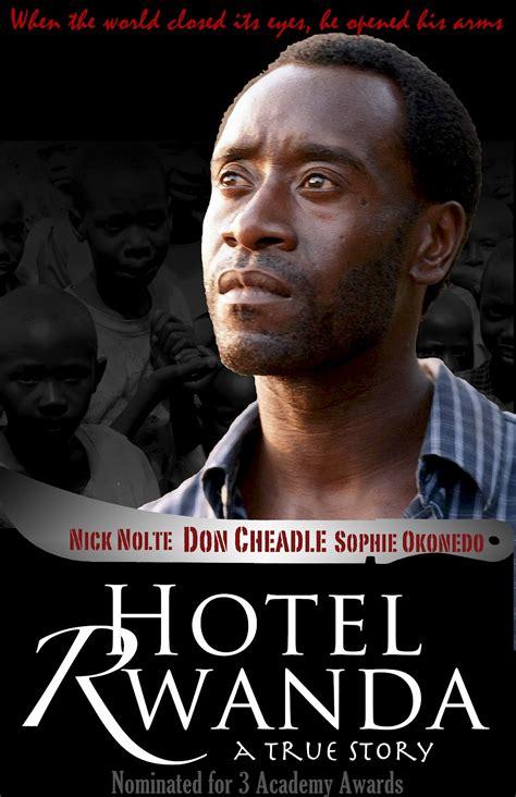 film hotel rwanda frasi del film hotel rwanda
