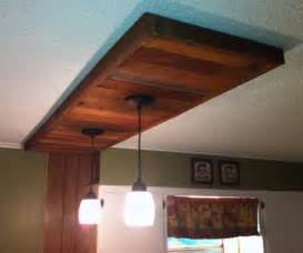 pallet wood ceiling accent new bathroom