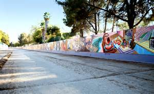 Wall Murals Los Angeles Learning Los Angeles Judy Baca Artist As Activist Huffpost