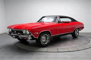 1968 chevrolet chevelle ss 396 cars zone