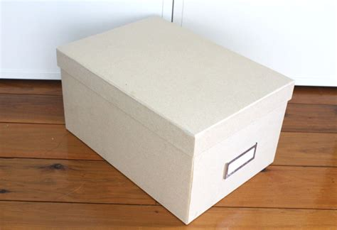 easy decorating plain boxes