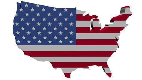 america map flags usa map flag