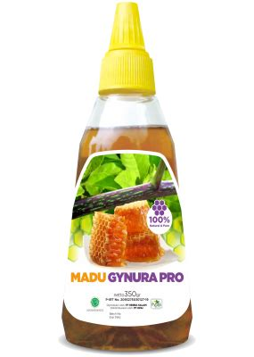 Herba Madu Stick Original 1 label madu gynura herbal