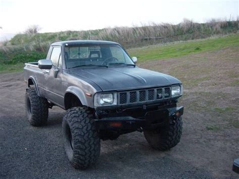 Toyota 4x4 Truck Toyota 4x4 Truck Toyota Tacoma Build Up
