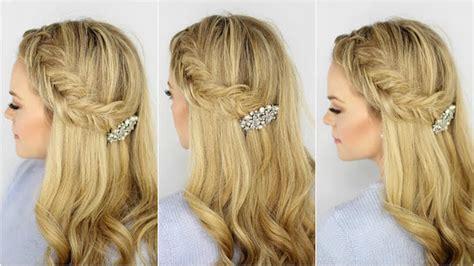 tutorial kepang rambut fishtail 6 tutorial gaya rambut kece dari youtube untuk tilan