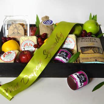 comfort food gift basket dallas sympathy florist funeral cremation flowers dr
