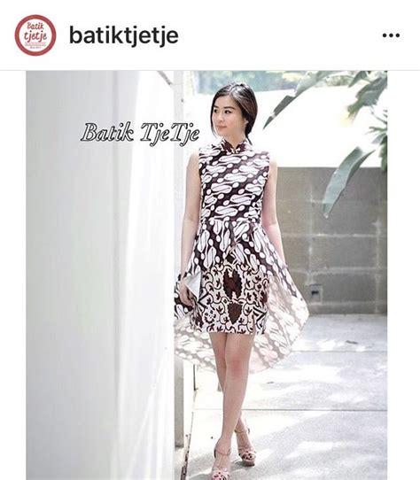 Celana Panjang Batik 117 Ny 126 best kebaya lace images on batik fashion