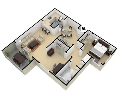 large 1 bedroom apartment floor plans one two bedroom apartments for rent springwood apartments