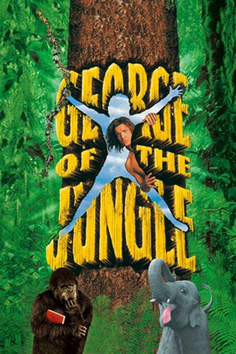 george of the jungle biggest swing george of the jungle disney movies
