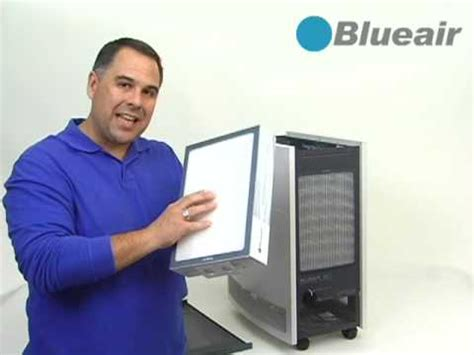 the blueair 600 series air purifier review