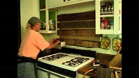 Backsplash Tiles For Kitchen Ideas by Rustic Kitchen Backsplash Youtube