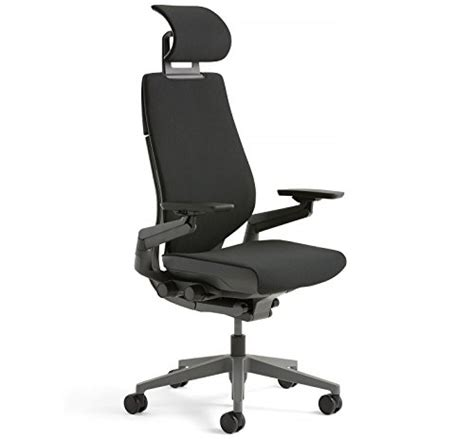 desk chair with headrest steelcase gesture office desk chair with headrest cogent