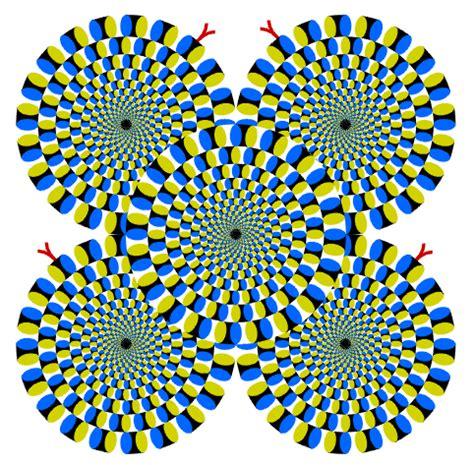 printable moving optical illusions janetnovelia brain teaser