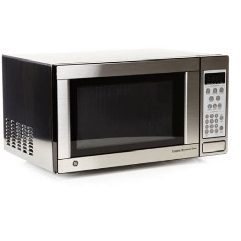ge 1 1 cu ft capacity countertop microwave oven