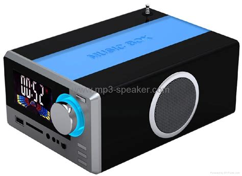 Usb Speaker usb sd card speaker with fm radio tk 013 heritek