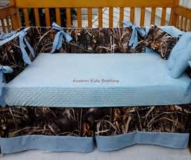 camo crib bedding real tree max 4 advantage camouflage and baby blue crib