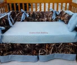 Blue Camo Crib Bedding » Home Design 2017