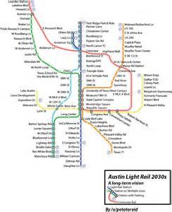 Austin Light Rail Austin Rail Now Better Choi
