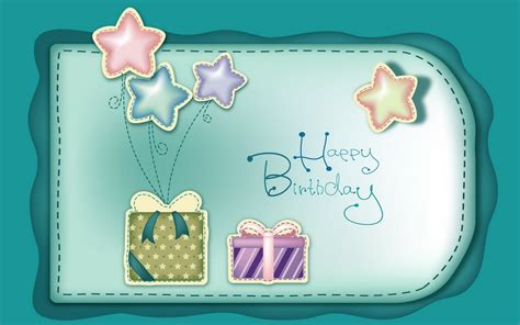 Birthday Card Wallpaper Birthday Card Wallpapers And Images Wallpapers Pictures