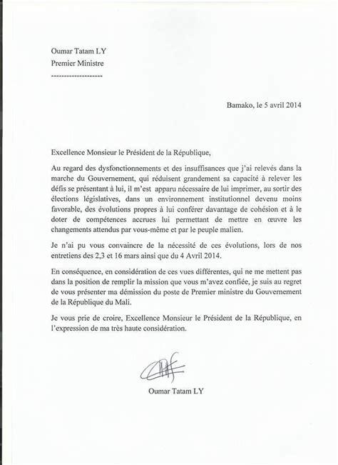 Lettre De Recommandation Originale Mali La Situation Politique Pourrait Tr 232 S Rapidement 171 Devenir Fragile 224 Bamako Si Le Nouveau