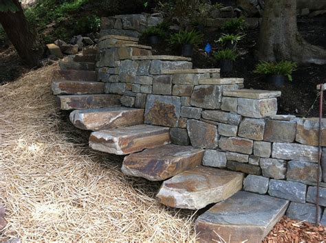 Fire Pit Fountain - borrowed ground amp stone dry stone gothic arch project