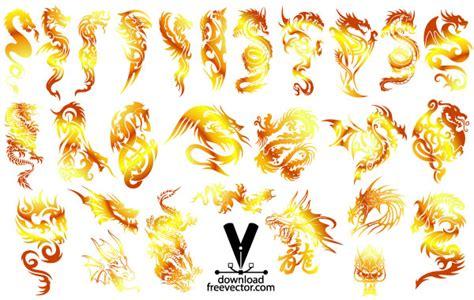 golden dragon tattoo virat kohli vector dragon tattoo vector free download