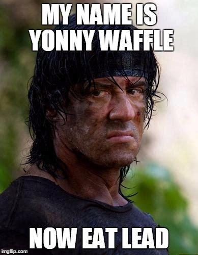 Rambo Nothing Is Meme