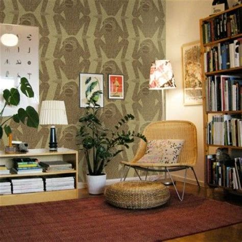monkey wallpaper for walls monkey walls pattern 171 lula home pinterest