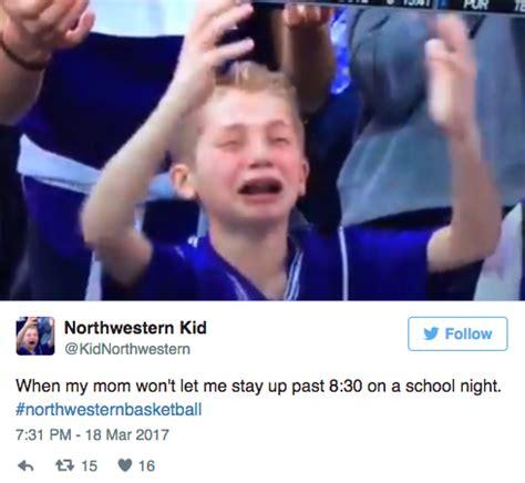 Northwestern Kid Meme