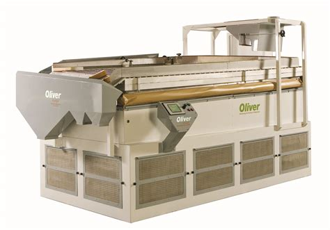 gravity table separator for seed processing ar mckay