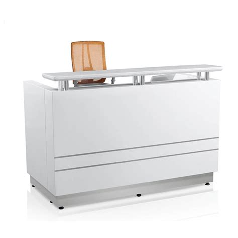 White Cheap Used Reception Desk Salon Reception Desk Buy Small White Reception Desk