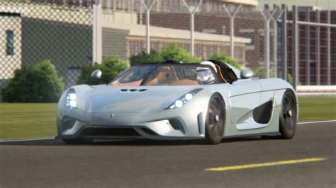 koenigsegg top gear koenigsegg regera spider top gear testing