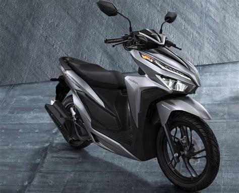 Lu Vario 150 2018 Honda Vario 150 And 125 Scooters In Indonesia
