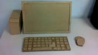 teclados que como de verdad con material reciclado elaboraci 243 n de computadora con material de reciclaje youtube