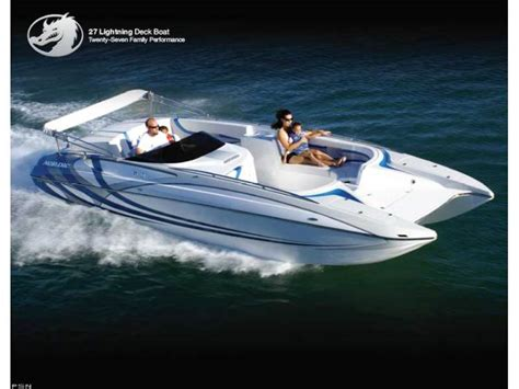 speed boat weight distribution research 2009 nordic power boats 27 lightning on