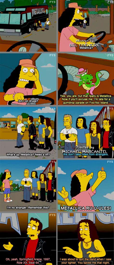 Ottoman Simpsons Metallica Memes