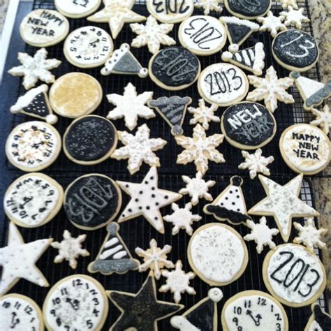 new year cookies 28 best images about cookies new year on 4th