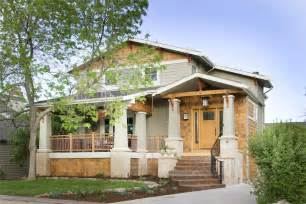 craftsman front porch porch railing designs exterior craftsman with black