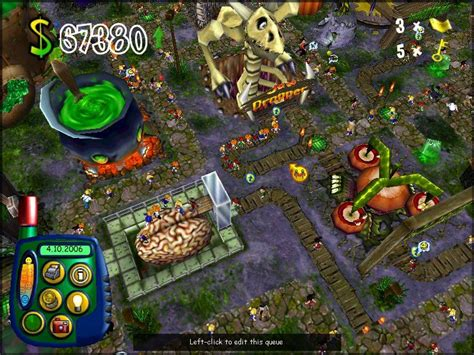 theme park world windows 8 sim theme park screenshots for windows mobygames