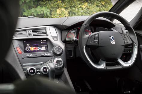 interior ds5 2017 ds automobiles ds5 review