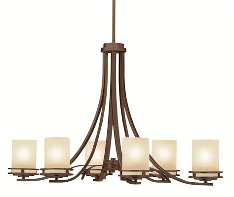 Oval Chandeliers Kichler 1673oz Hendrik Oval Chandelier