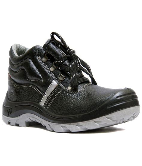 r a shoes leather buy hillson stamina leather safety shoe at low