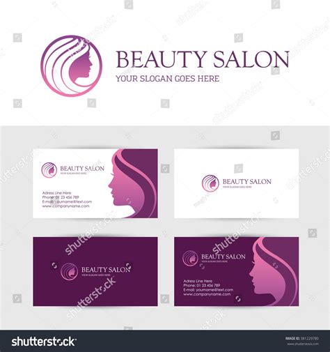 cosmetic business card templates free logo and business card design templates for or hair