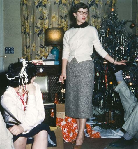 most popular live christmas trees of 1960s a merry mundane from the 1950s flashbak