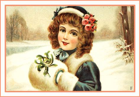 vintage christmas beautiful free vintage christmas cards