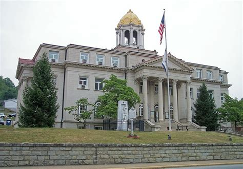 county wv courthouse boone county west virginia