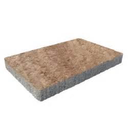 pavestone capriana large 14 in x 21 in mocha concrete