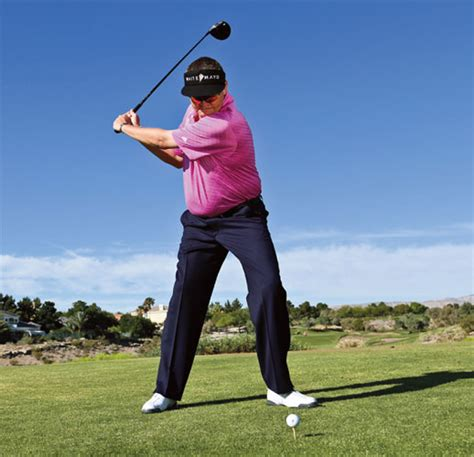 golf swing front foot the truth about ball flight golf tips magazine