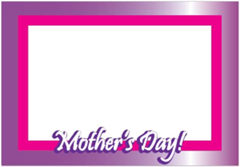 mothers day border
